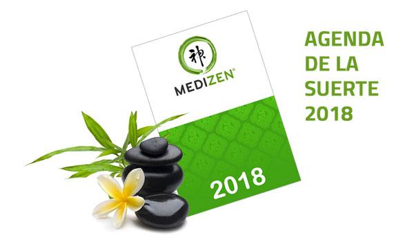 AGENDA DE LA BUENA SUERTE 2018