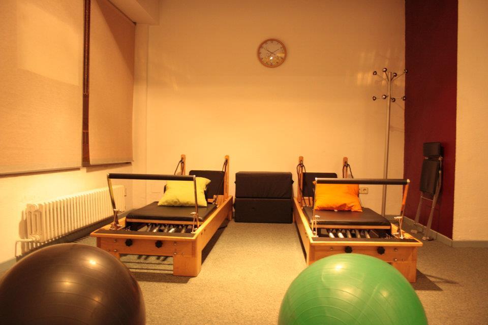 Instalaciones Medizen centro de fisioterapia y acupuntura