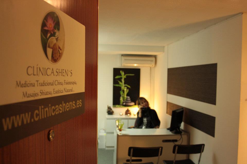 Instalaciones Clinica Shens centro de fisioterapia y acupuntura