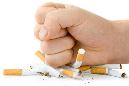 Si realmente estás convencido, la acupuntura puede ayudarte a superar el tabaco.
