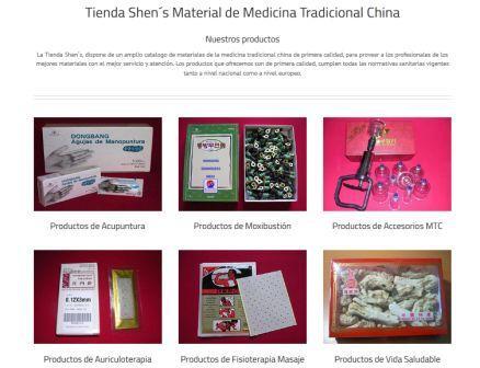 Tienda productos de acupuntura