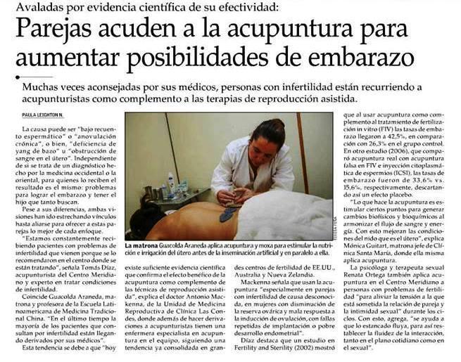 fertilidad acupuntura