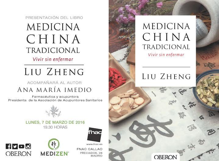 MEDICINA  CHINA TRADICIONAL. Vivir sin Enfermar