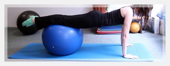 Pilates terapéutico personalizado