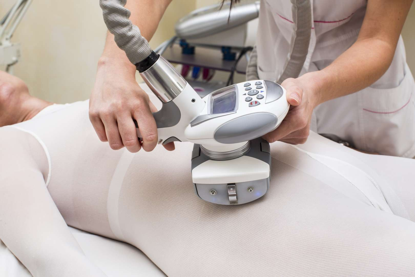 Tratamiento de la celulitis con LPG Endermology