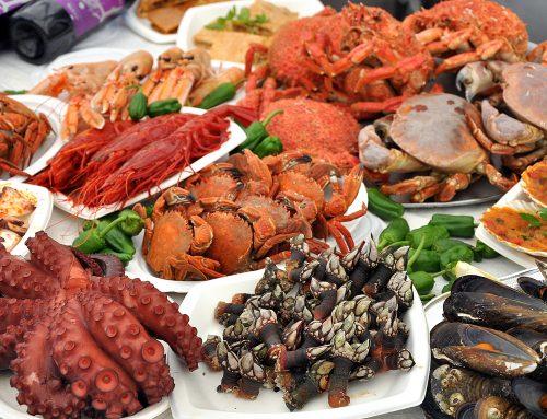El marisco y la fertilidad según la medicina china