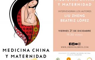 Presentación del Libro Medicina China y Maternidad