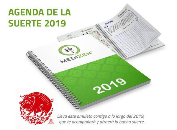 Agenda de la Suerte 2019