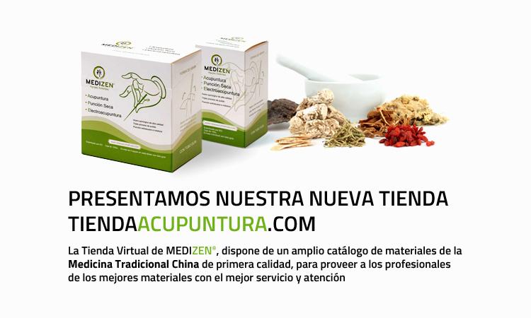 Nueva Tienda Online de Acupuntura con garantía de calidad MEDIZEN