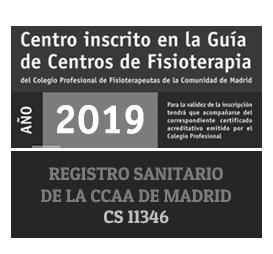 Centro inscrito en la Guía de Centros 2019
