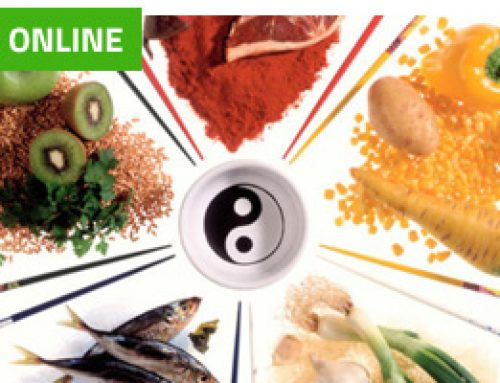 Apertura de matrícula: Curso de dietoterapia clínica según la Medicina Tradicional China