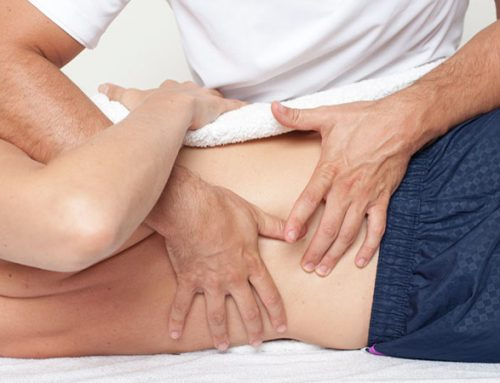 Osteopatía y técnicas manipulativas