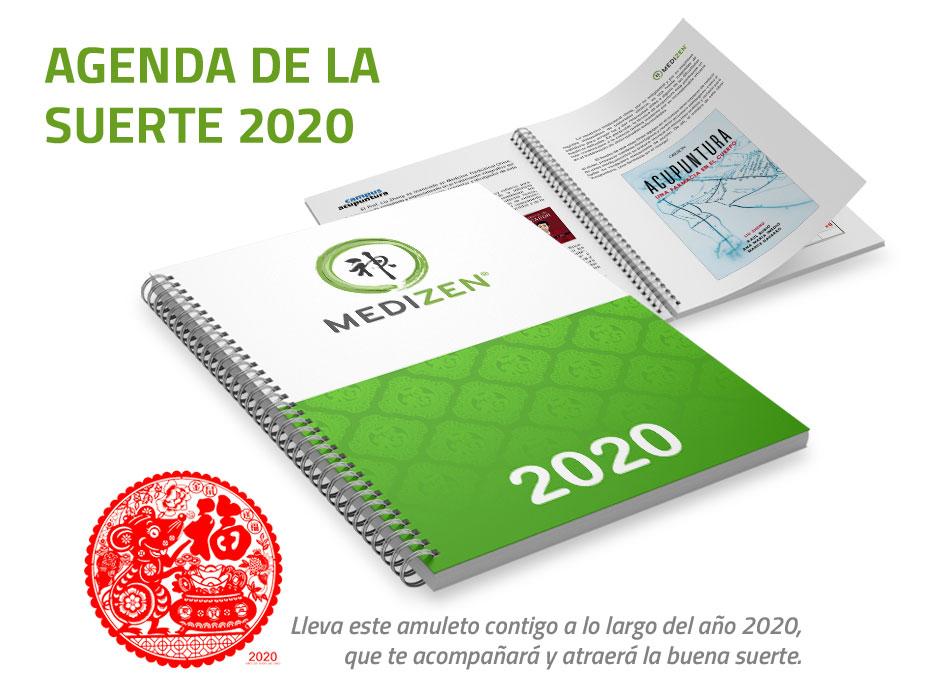 Agenda de la Suerte 2020