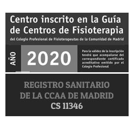 Centro inscrito en la Guía de Centros 2020