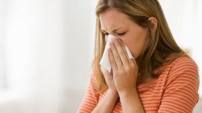 Alergia primaveral y Covid-19