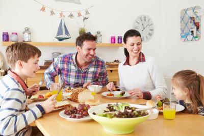 Como lograr una dieta saludable y equilibrada durante el periodo de cuarentena