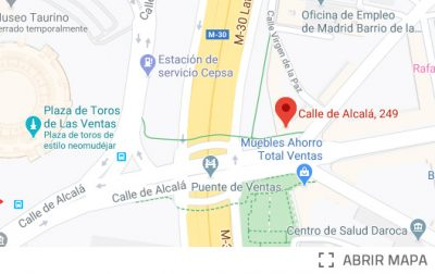 Clínica Acupuntura MEDIZEN Alcalá