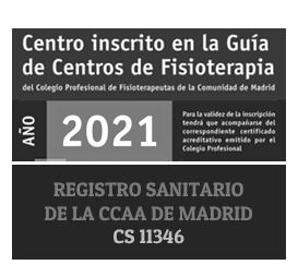 Centro inscrito en la Guía de Centros 2021