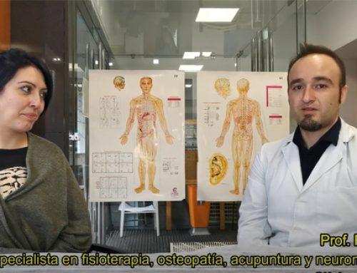 Testimonio de un caso clínico tratado con Acupuntura por el Prof. Raúl Rubio   Clínica MEDIZEN®